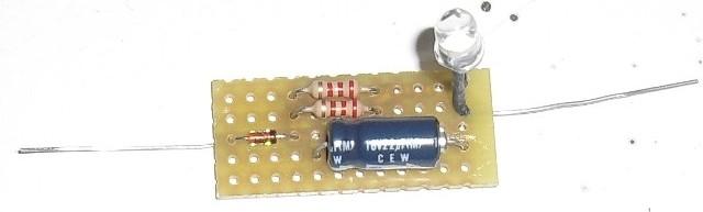 Schema Elettrico Per Accensione Led : Led per citofoni e campanelli massari electronics