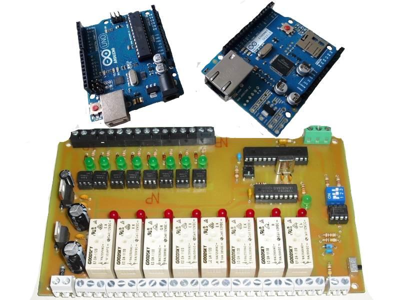 Massabus incontra arduino massari electronics